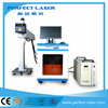 Cable wire 60w online flying CO2 Laser Marking Machine