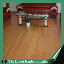 solid bamboo click lock floor for home