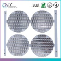 Aluminum pcb for led circuit board for led bulb parts and pcb suppliers