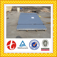 stainless steel sheet weight