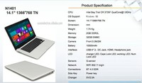 china laptop Low price 14 inches really cheap colored laptop withwith webcam