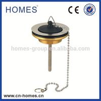 Favorable Price Watermark basin brass waste drain pop up sink fitting