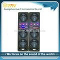 Big power professional speaker/ DJ speaker with function USB/SD/FM /MIXER ( bluetooth function optional)