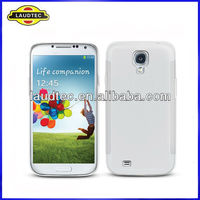 Clear Soft TPU Gel case for Samsung Galaxy S4 IV I9500,Soft Gel case cover for Galaxy S4,2013 New Arrival----Laudtec