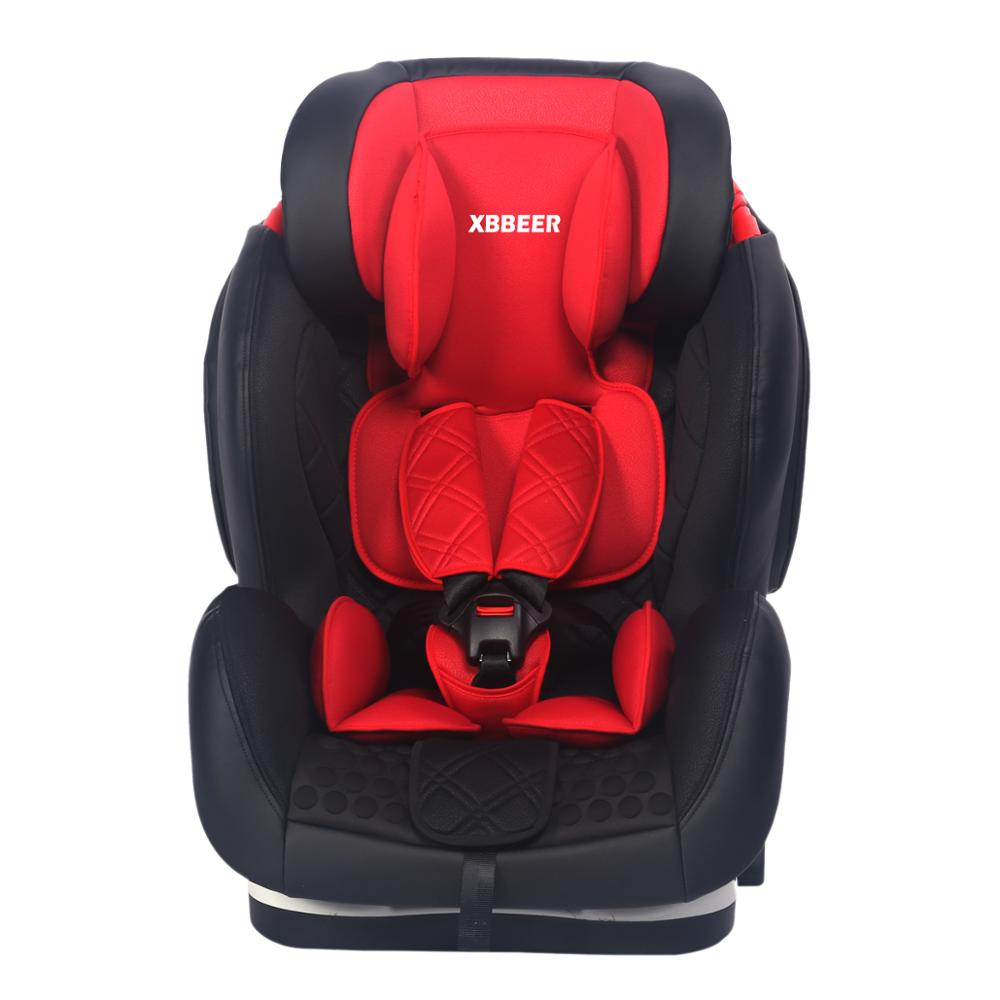 2017 Hot Baby Harness Isofix 5 In 1 Harness Car Leather Seat ...