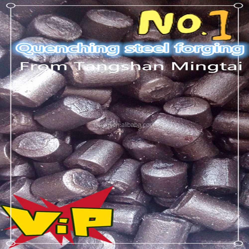 Good product best selling hot sale qualified diameter 16x18mm alloy casting steel forgings for mining