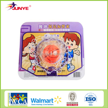 wholesale childrens plastic basketball ring and board kids basketball