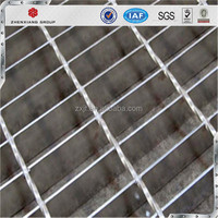 Alibaba website supply building material price galvanized steel grating made in china
