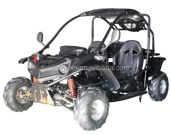 125cc manual gears drive go kart / kids 125cc ATV buggy (TKG125)