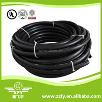 19mm UL330 standard neoprene clear rubber tubing