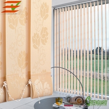 High Quality Blackout Curtains Vertical Blinds Electric And Manual Vertical Blinds