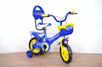 12 inch kids bike children bicycle with back rest