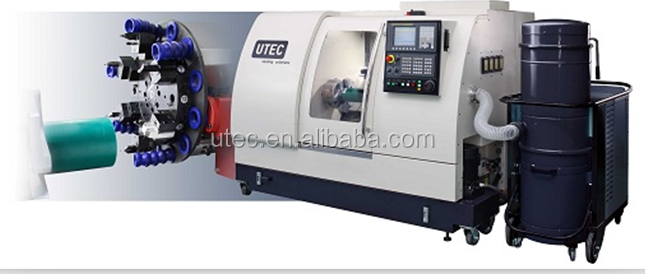 Driven Tool turning and milling CNC lathe Machine for hydraulic seal production