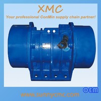 Three vertical Vibration Motor for Mining Industry