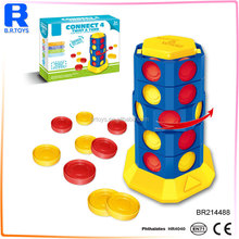 Hot selling interesting toys plastic children game play chess game now