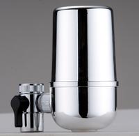 Kitchen tap water filter. Faucet water purifier. Ceramic+Carbon.