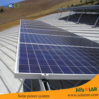 New hot portable low cost 1kw solar panel system manufacturer in Hehei Mutian