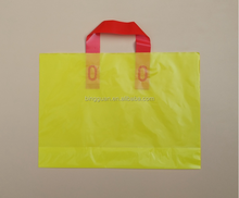 full color printing custom plastic bag hs code 392321 392329