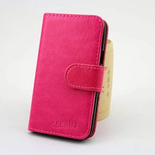 Wholesale Cell Phone Case Flip Cover Leather Case for motorola I1 opus one