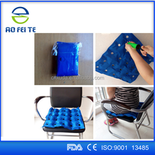Health care Inflatable Seat Air Cushion with free hand air pump- promotion