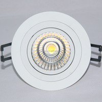 Dimmable LED Downlight 5W 6W 7W 9W 10W with cutout 80mm