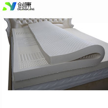 Promotional natural importers single size best latex mattress