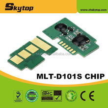 reset toner cartridge chip for samsung 101 ml 2160