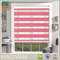 home decoration curtain zebra roller blind