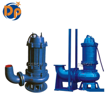 6 inch 3kw 22kw 55kw 220kw high quality 60m head electrical submersible sewage water pump for mining