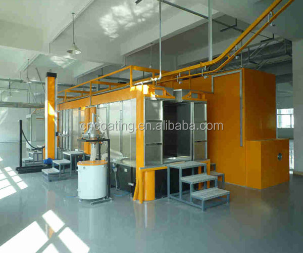 Powder Coating High Voltage Spray Paint Machine Gun