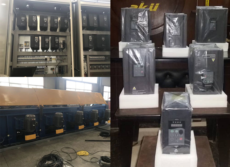 China AC Drive Manufacturer 3 Phase VFD 0.4KW to 500KW Frequency Converter 50HZ to 60HZ