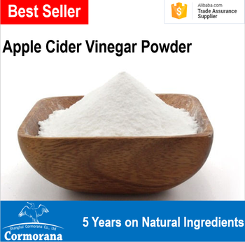 Best Selling 100% Apple Cider Vinegar Powder Promotion in 2017