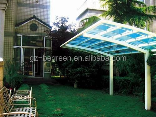 geschwungene dach aluminium carport polycarbonat freischwinger carport mit polycarbonat. Black Bedroom Furniture Sets. Home Design Ideas