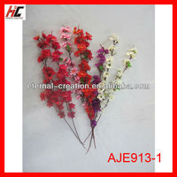 Artificial cherry blossom branches wholesale branches of agriculture