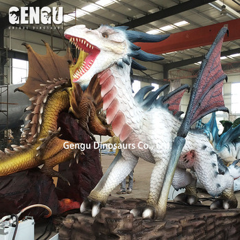 The Most Popular New-made Animatronic Dragon Model