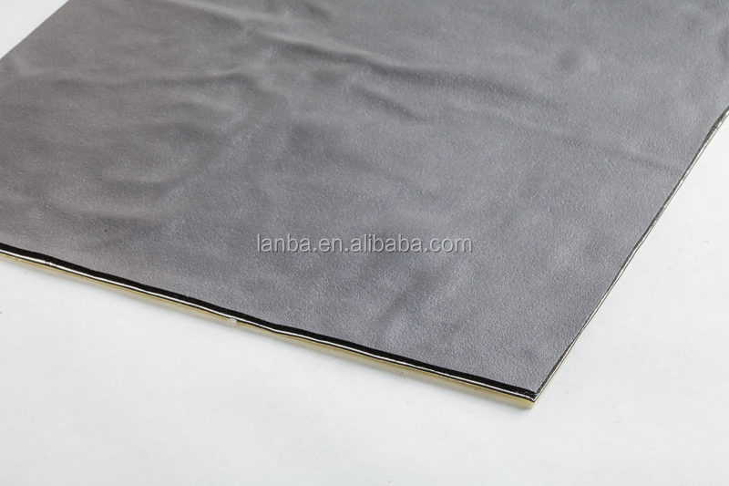 Enhance multi layer aluminum foil butyl rubber foam car sound insulation