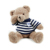 2017 New products teddy bear stuffed big bear 100cm