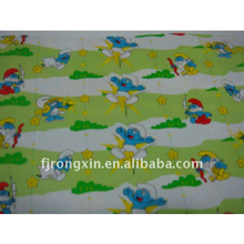 PP frontal tape with animal printing as baby diaper raw material