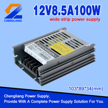 LED Ultra thin SMPS 12V 8.5A 100W switching Power Supply