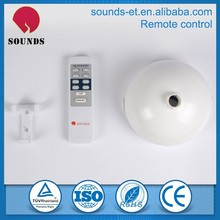 Fan voice air flying mouse celling fan remote controller