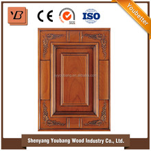 Most demanded products customized solid wood kitchen cabinet door china market in dubai