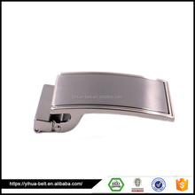 High quality hot selling metal plate buckle with clip