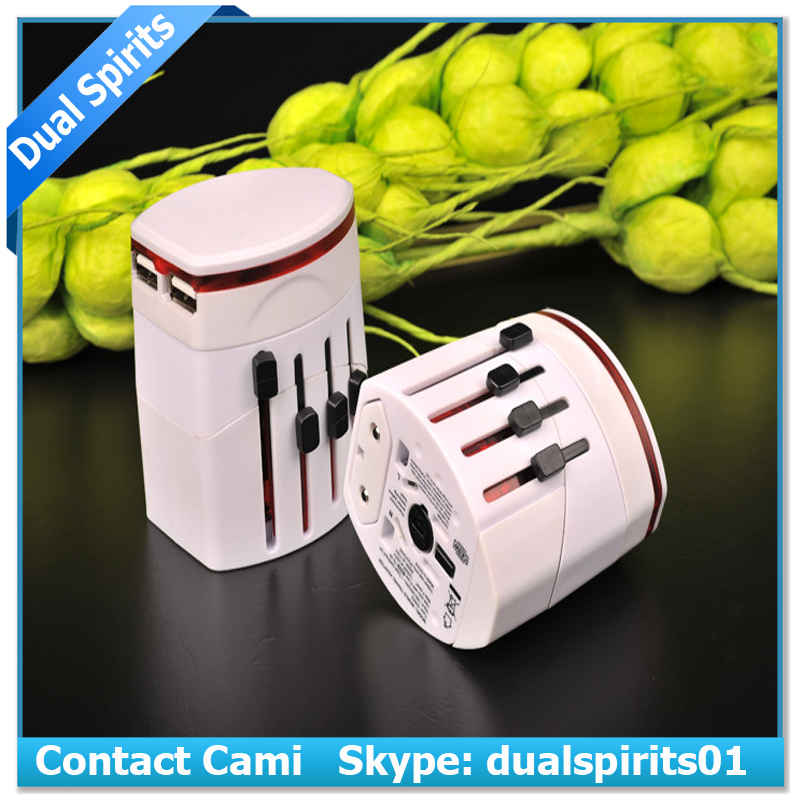 Top Selling factory world UK AU USA EU travel power adapter 10A 250V with CE ROHS approval supplier