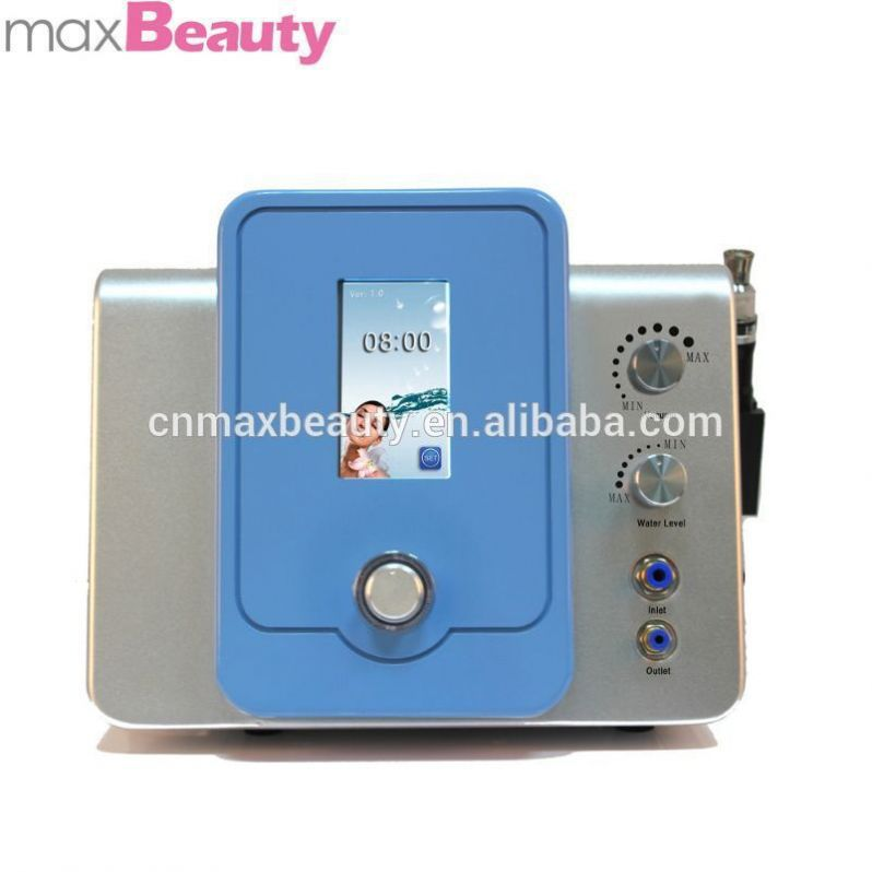 Portable 2 in 1 aqua water dermabrasion diamond tip peeling microdermabrasion machine professional M-D6