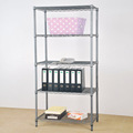 5-tier light duty wire shelving Factory Direct Sale Wire Shelving Powder coating customer wire shelves