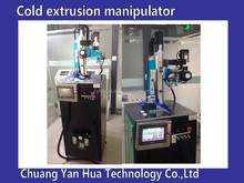 Punch manipulator.Precision mechanical hand model group.industrial robot arm 3 axis