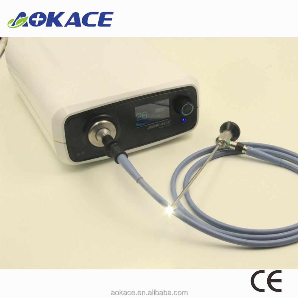 Otoscope cold light source otoscope for animals