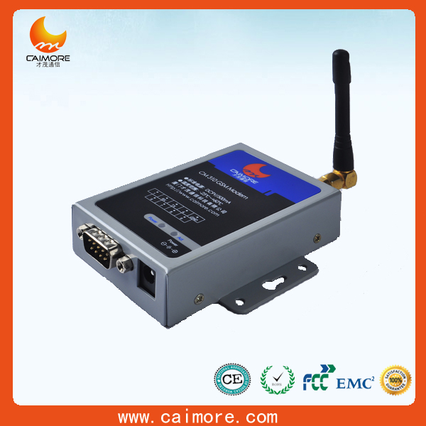 Wireless Industrial enterprise gsm modem for sms message