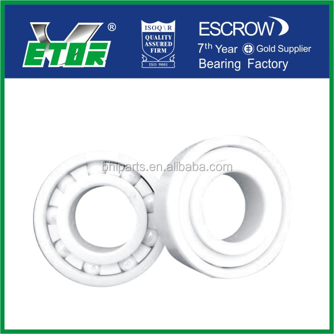 full ceramic bearings 7x22x7mm si3n4 zro2 sealed ceramic ball bearings sizes 627 2rs or 627 rs roller skate shoes parts bearings
