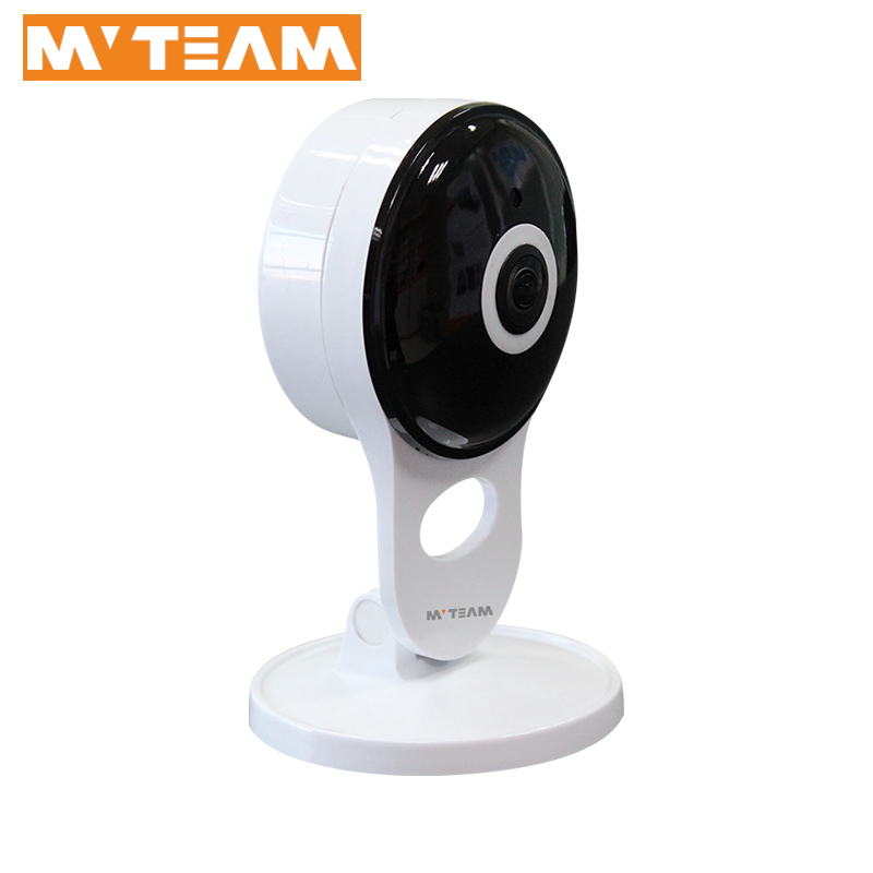 Mini Smart Home Robot 1080P 2MP WIFI IP Camera Two Way Intercom Phone PC P2P Innovative Products 2017